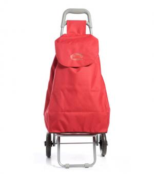 epic CityXshopper Classic Shopping Trolley Red