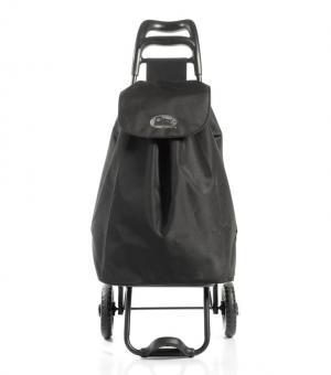 epic CityXshopper Ergo Shopping Trolley Black
