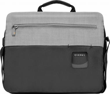 """Everki ContemPRO Shoulder Bag 14.1"""" Schwarz"""
