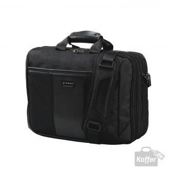 Everki Versa Premium Laptoptasche 17,3 Zoll schwarz