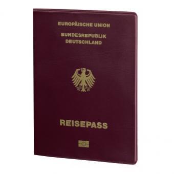 Hama Berlin Reisepass- Datenschutzhülle mit RFID-Schutz
