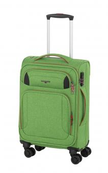 Hardware Airstream Trolley S Cabin Size, 4 Rollen Bright Green