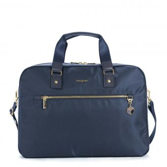 """Hedgren Charm Business Opalia Business-Tasche mit zwei Fächern 15,6 """" Mood Indigo"""