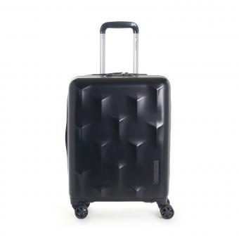 Hedgren Edge Carve XS Cabin Trolley, 4 Rollen, 55cm Black