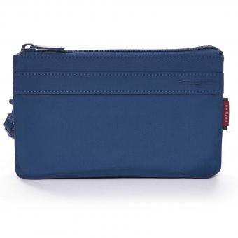 Hedgren Follis FRANC XL Clutch mit RFID-Schutz dress blue