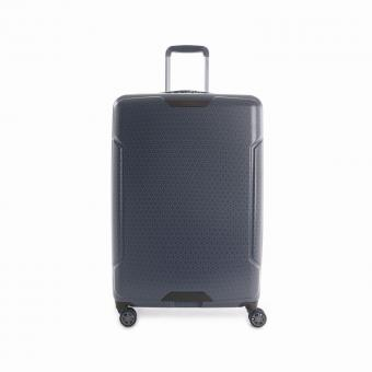 Hedgren Freestyle Glide L Expandable 4-Rollen-Trolley 76cm Volcanic Glass Grey