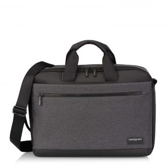 "Hedgren Next DISPLAY 3 Way Briefcase Backpack, 15,6"" Stylish Grey"