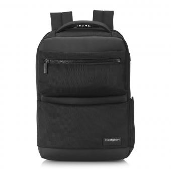"Hedgren Next PORT Backpack 1-Fach, RFID, 13,3""  Black"
