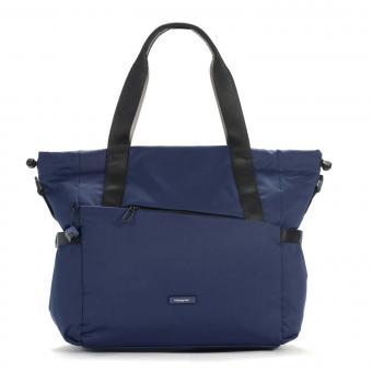 Hedgren Nova GALACTIC Shoulder Bag Tote Halo Blue