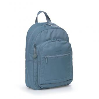 "Hedgren Inter-City RALLYE Backpack 13"" RFID Dolphin Blue"