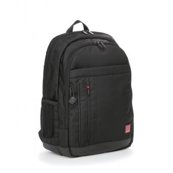 "Hedgren Red Tag GLIDER Business Backpack mit Laptopfach 15,6"" Black"