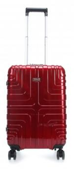 JUMP Crossline Cabin Trolley S 4 Rollen 55 cm Red