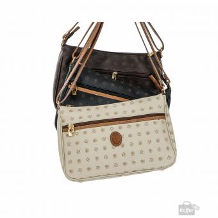 Kenzia Damenhandtasche 7361 Moro