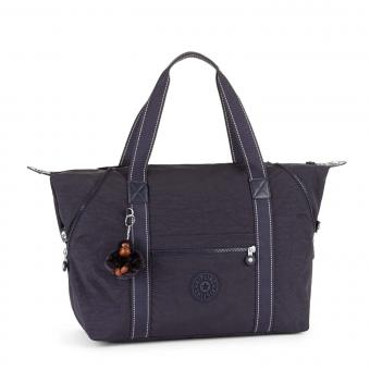 Kipling Art M Basic Reisetasche Blue Purple C