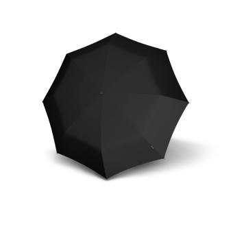 Knirps T.200 Medium Duomatic Automatischer Taschenschirm Black