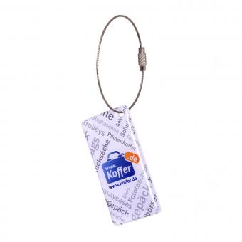 koffer.de Bagtap - digitale ID fürs Gepäck