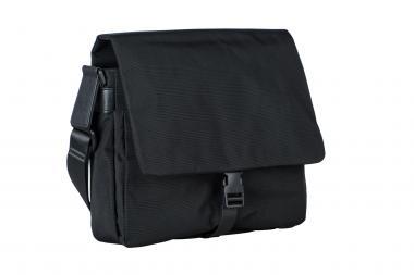 Leonhard Heyden Soho Umhängetasche M 7739 mit Tabletfach schwarz