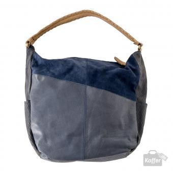 Lei è Cozy Beauty de Luxe Shopper Blue