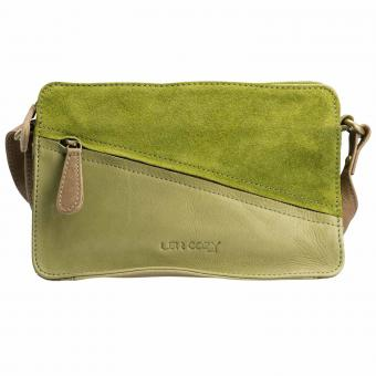 Lei è Cozy Beauty de Luxe Handtasche Olive