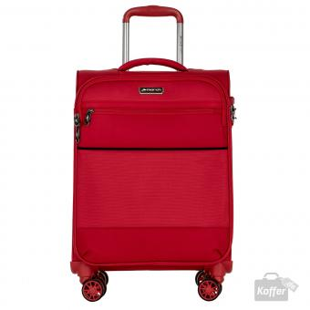 March easy Cabin Trolley S 4w Red