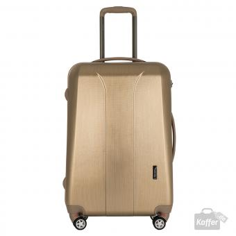 March new carat Trolley M 4W gold brushed