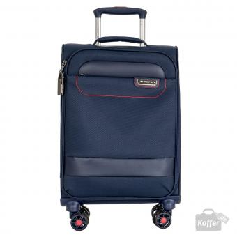 March tourer Trolley S Cabin Navy / Red
