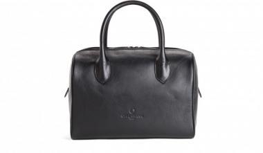 Offermann Bowler Women Handtasche Tender Deep Black