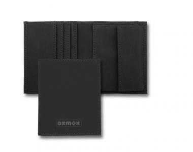 oxmox New Cryptan Pocketbörse II Black
