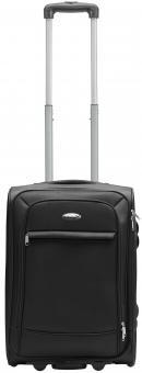 Packenger Lite Business Traveller Stoffkoffer M Schwarz