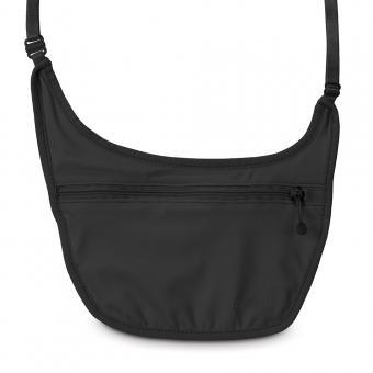 pacsafe Coversafe S80 Versteckter Brustbeutel Black