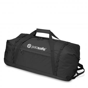 pacsafe Duffelsafe AT 45 - Anti-theft carry-on adventure duffel Schwarz
