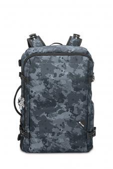pacsafe Vibe 40 Anti-theft 40L Carry-On Rucksack Grey Camo