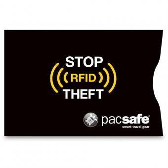 pacsafe RFIDsleeve 25 RFID-blockierende Kartenhülle (2-er Pack)