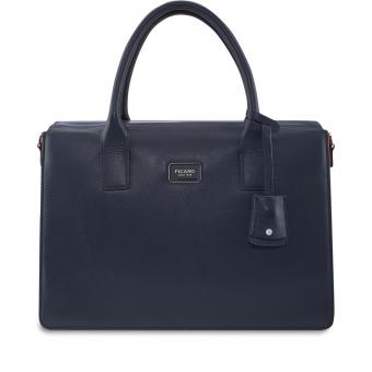 Picard Crafted Damentasche 8631 Navy Kombi