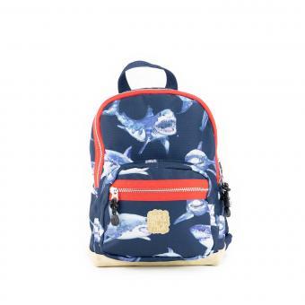 Pick & Pack Shark Backpack S Navy