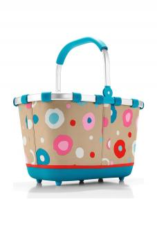 Reisenthel Shopping carrybag2 funky dots