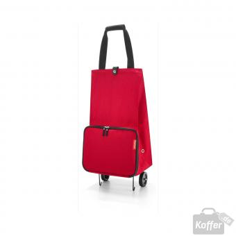 Reisenthel Shopping foldabletrolley red