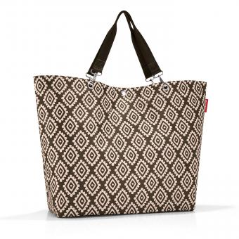 Reisenthel Shopping shopper XL diamonds mocha