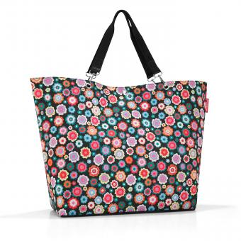 Reisenthel Shopping shopper XL happy flowers