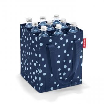 Reisenthel Shopping bottlebag spots navy