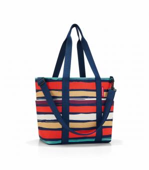 Reisenthel Shopping multibag artist stripes