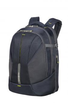 "Samsonite 4Mation Laptop Rucksack L Erw 16"" Midnight Blue/Yellow"