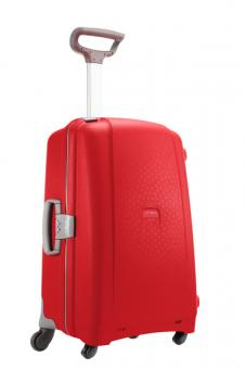 Samsonite Aeris Trolley 4 Rollen 68cm Red