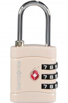 Samsonite Global Travel Accessories TSA-Kombischloss Light Pale Rosa Pink