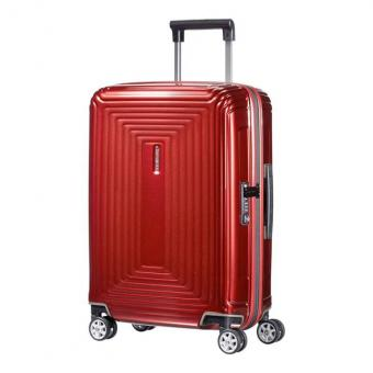 Samsonite Neopulse Spinner 55/20 Metallic Red