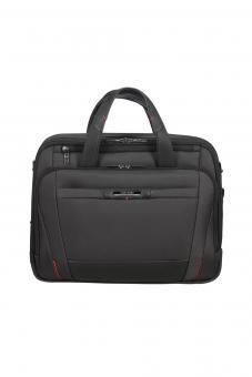 """Samsonite Pro DLX 5 Laptoptasche Bailhandle 15.6"""", erweiterbar Black"""