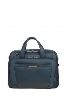 """Samsonite Pro DLX 5 Laptoptasche Bailhandle 15.6"""", erweiterbar Oxford Blue"""