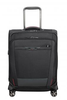 """Samsonite Pro DLX 5 Spinner 4R 55/20 mit Laptopfach 15.6"""" Black"""