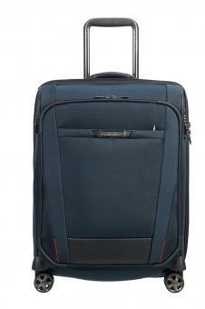 """Samsonite Pro DLX 5 Spinner 4R 55/20 mit Laptopfach 15.6"""", erweiterbar Oxford Blue"""