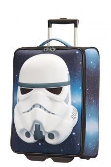 Samsonite Star Wars Ultimate Kindertrolley mit 2-Rollen 52cm Stormtrooper Iconic